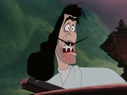 Captain Hook Dracula