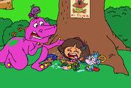 Dora Crying 3