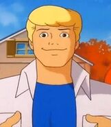 Fred Jones in Scooby Doo and the Witch's Ghost