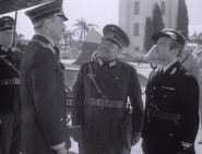 French police in Casablanca