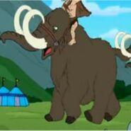 Futurama Mammoth