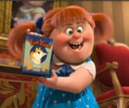 Heather from The Nut Job 2
