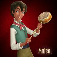 Mateo in Elena of Avalor