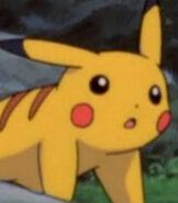 Pikachu in Pokemon 4Ever