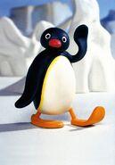 Pingu Waving