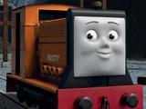 Rusty the Little Diesel