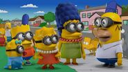 Simpsons as minions