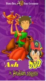 Ash Doo Arabian Nights 9635