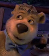 Boo-Boo Bear