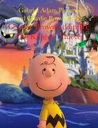 Charlie Brownladdin III- The King of Thieves (1996; Movie Poster)-0