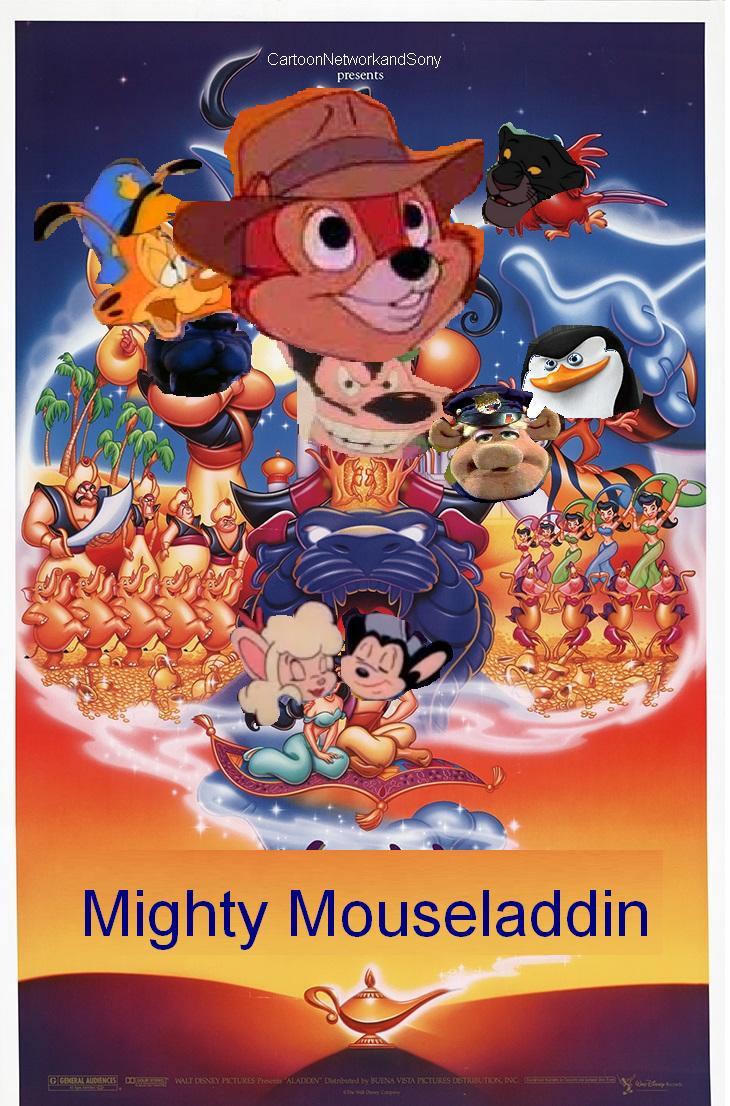 Mighty Mouseladdin The Parody Wiki Fandom Powered By Wikia