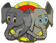 Noah s ark elephants by captblitzdawg-d4r4bq3