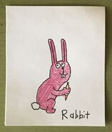 Rabbit Begins With R