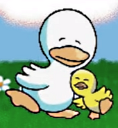 Reader rabbit toddler ducks
