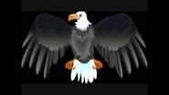 Safari Island Eagle