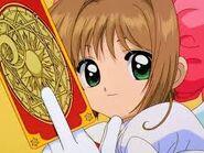 Sakura Kinomot wut card