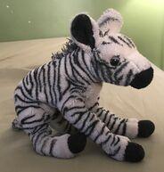 Zurger the Zebra