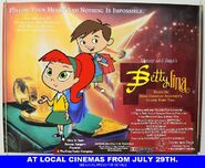 Bettylina UK Poster
