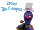 Henry The Octopus (Frosty The Snowman)