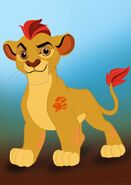 How-to-draw-kion-from-the-lion-guard