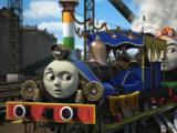 Rajiv the Fairy Queen Engine