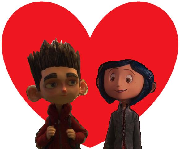 Image - Norman Babcock and Coraline Jones love together ...
