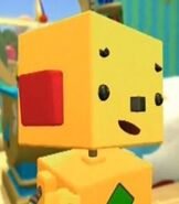 Billy Bevel (Rolie Polie Olie- The Baby Bot Chase)