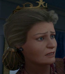 Queen Lillian in Shrek Forever After