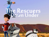 The Rescuers Down Under (LUIS ALBERTO VIDEOS GALVAN PONCE Style)