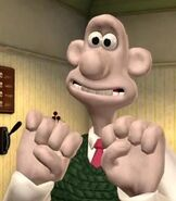 Wallace in Wallace & Gromit's Grand Adventure