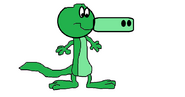 Barnaby the Alligator