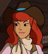 Daphne Blake in Scooby-Doo Shaggy's Showdown