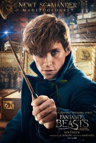 Fantastic beasts and where to find them ver10