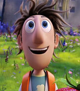 Flint Lockwood in Cloudy with a Chance of Meatballs 2