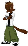 Furry Ben Tennyson