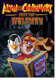 Hubie and pegnuis meets wolfman