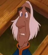 Lord Rogers in The Swan Princess The Mystery of the Enchanted Kingdom