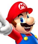Mario in Mario Party 9