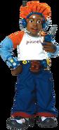 Nick Jr LazyTown Pixel 1