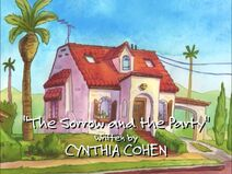 The Sorrow and the Party Title Card