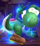 Yoshi in Super Smash Bros. Brawl
