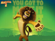 Alex the Lion (Madagascar)