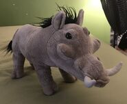 Hector the Warthog