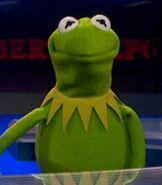 Kermit the Frog in The Colbert Report