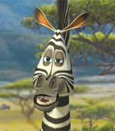 Marty in Madagascar 2 Escape 2 Africa