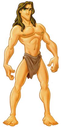 Tarzan Character