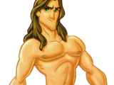 Tarzan White and the Seven Girls