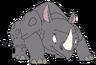 Elliott the Rhino