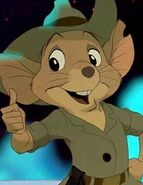 Jake from The Rescuers Down Under