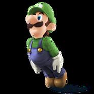 Luigi smash bros